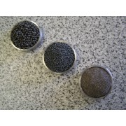 Iron Filings and Pellets